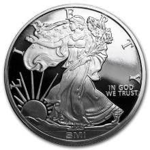 1 oz Silver Round - Walking Liberty (V2) #21601v3