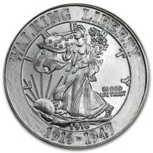 1 oz Silver Round - Walking Liberty #21617v3