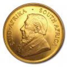 South Africa Gold Krugerrand 1 Ounce (Random Year) #49036v2