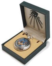 Masonic All Seeing Eye Pocket Watch #13252v2