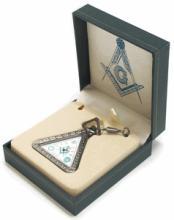 Masonic Pocket Watch #13249v2