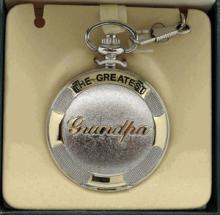 The Greatest Grandpa Pocket Watch #13261v2