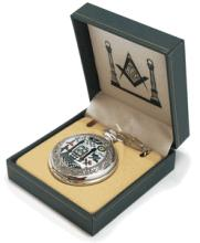Masonic Alter Pocket Watch #13253v2