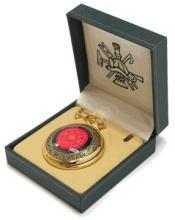 Maltese Cross Pocket Watch #13258v2