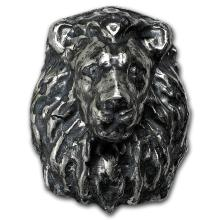 4 oz Silver - MK Barz & Bullion (3D Lion) #21906v3