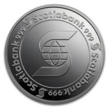 5 oz Silver Round - Secondary Market #21670v3