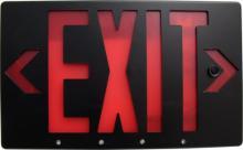 Bush Baby IP Exit Sign W/ Hidden Camera #75386v2