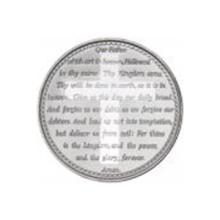 Lords Prayer .999 Silver 1 oz Round #99151v2