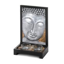 BUDDHA PLAQUE CANDLE DECOR #81570v2