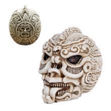 Aztec Skull #75911v2