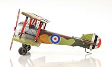 HAND MADE 1916 SOPWITH CAMEL F 1:20TH SCALE MODE #45480v2