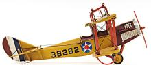 HAND MADE 1918 YELLOW CURTIS JB-4 1:24TH SCALE MODEL RE #45489v2