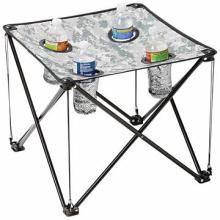 Maxam Digital Camo Small Camp Table #48717v2