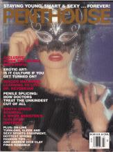 VINTAGE MARCH 1994 PENTHOUSE MAGAZINE - Israeli - Drug  #46915v2
