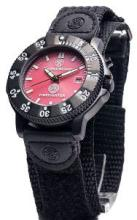 SMITH AND WESSON FIREFIGHTER WATCH; NYLON STRAP #70777v2