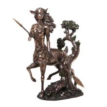 Dryad Cold Cast Bronze Statue #71269v2