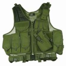 OD Green Deluxe Tactical Vest #88511v2