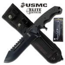 US Marines Core Titanium Coated Knife #18028v2