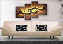 Modern Abstract Art Oil Painting STRETCHED #79512v2