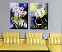 Modern Abstract Art Oil Painting STRETCHED #79515v2