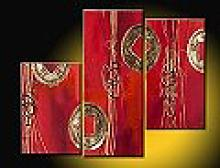 Modern Abstract Art Oil Painting STRETCHED #79514v2