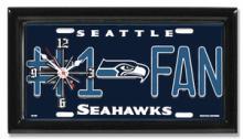 SEAHAWKS CLOCK #49187v2