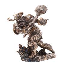 Thor Cold Cast Bronze Statue #71268v2