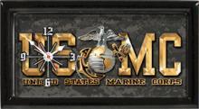 USMC CLOCK #49181v2