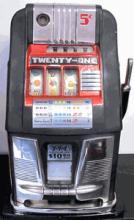 1950S ANTIQUE SLOT MACHINE #27283v2