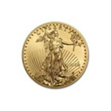 2014 1/4 oz Gold American Eagle BU #27234v2