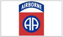 AIRBORNE DIVISION FLAG #27254v2