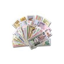 50 World Bank Notes Unc (50 Different Countries) #71734v2