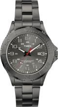 TIMEX MENS STAINLESS STEEL WRIST WATCH #44640v2