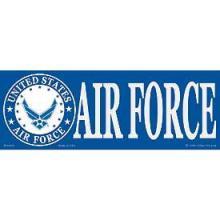 Bumper Sticker - U.S. Air Force Wings #11431v2