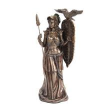 Athena Cold Cast Bronze Statue #71208v2