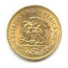 Mexico 20 Pesos Gold Coin #49057v2