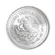 1993 1 oz Mexican Silver Libertad #27534v2