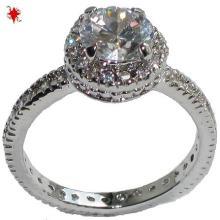 Natalie Style Ring Swarovski Crystal #90197v2