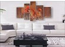 Modern Abstract Art Oil Painting STRETCHED #79504v2