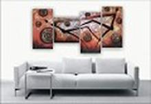 Modern Abstract Art Oil Painting STRETCHED #79464v2