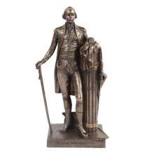 George Washington Cold Cast Bronze Statue #71257v2