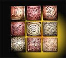 Modern Abstract Art Oil Painting NINE STRETCHED PANELS #79519v2