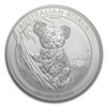 2015 Australia 1 kilo Silver Koala BU #17694v2