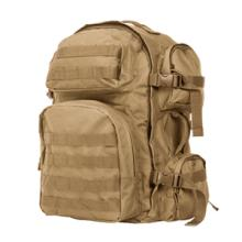 HEAVY DUTY TACTICAL DESERT TAN BACKPACK #24544v2