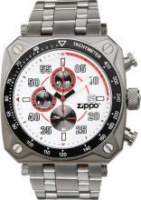 WHITE ZIPPO MEN'S SPORTS STYLE WATCH #11583v2