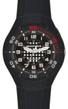 Aquaforce Quartz Analog Wristwatch w/ Light Up Face #11391v2