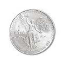 1985 1 oz Mexican Silver Libertad #27536v2