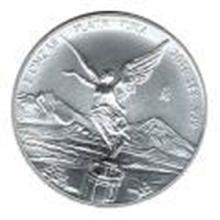 Mexican Silver Libertad 2 Ounce 2010 #27542v2