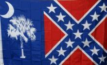 SOUTH CAROLINA BATTLE FLAG 3' X 5' #35858v2