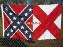 ALABAMA BATTLE FLAG 3' X 5' #35857v2